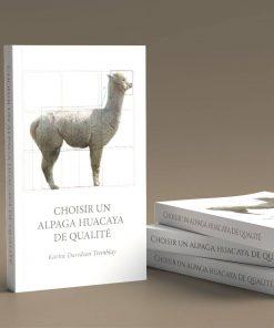 choisir un alpaga huacaya de qualité vente achat troupeau élevage