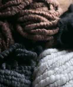 fil tapis alpaga couleurs naturelles non-teint