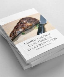 document viande alpaga rentabilité production
